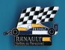 PIN´S //  ** RENAULT ** VENTES AU PERSONNEL ** - Renault