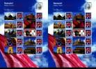 GREAT BRITAIN - 2011  INDIPEX  GENERIC SMILERS SHEET   PERFECT CONDITION - Fogli Completi