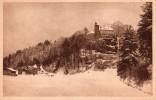 CPA 54 MEURTHE Et MOSELLE - VAL Et CHATILLON  Scierie Et  Château De  Chatillon  -  Sous La Neige , Pli Coin Sup. Gauche - France