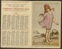 Rare Emprunt National 1920 Illust. POULBOT Pour La Banque De Paris Et Des Pays Bas (Chachoin) - Calendriers