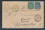 Frankreich  -   Auslands Post  ( Bc9698   ) Siehe Scan ! - 1876-1898 Sage (Type II)