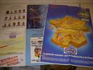 CYCLISME CARTE TOUR De FRANCE 1984 COOP Au Dos L'EQUIPE COOP BEUCHERIE CLERE - Sport