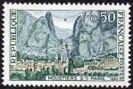 France N° 1436 ** Site - Moustiers Sainte Marie - Frankreich