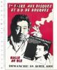 Foire Aux Disques Et BD De Bourges / Serge Gainsbourg / Dessin De CAPO  // CP 68/28 - Manifestaciones