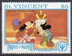 Anguilla 1981 Yvertnr 400-08 *** MNH  Cote 7 Euro Easter Pasen Disney - Anguilla (1968-...)