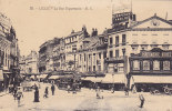 59 - Lille - Rue Esquermoise (top Animation, Tramway, Oldtimer, Parfumerie,...) - Lille