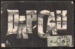1/ Indochine Lettre Avec N° 44 X2 De Dapcau Tonkin , Cote : ?,00 € , Disperse Trés Grosse Collection ! - Portomarken