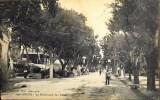 C.P.A. - ARLES - N° 1200  Ed. Guende Photo - Le Boulevard Des Lices - TBE - - Arles