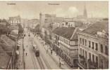 CREFELD - Rheinstrasse - Tram - Krefeld