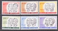 BELGIUM   B 684-9   * - Unused Stamps