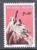 BELGIUM   B 692  *   FAUNA  OKAPI  ZOO - Unused Stamps