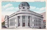 Florida Tampa The Cigar City First Baptist Church