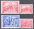 BELGIUM   B 395-8   * - Unused Stamps