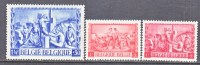 BELGIUM   B 396-8   * - Unused Stamps