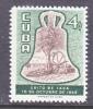 CUBA   560  *   INDEPENDENCE BELL - Cuba