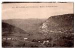 CPA 1913 LES PLANCHES EN MONTAGNE MONTLIBOZ ET LA ROCHE DU CUARD - Autres Communes