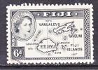 FIJI   154  (o) - Fiji (...-1970)