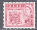 FIJI   155  *     ARMS - Fiji (...-1970)