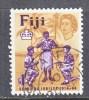 FIJI   207   (o)   SCOUTING - Fiji (...-1970)