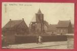 Gooik - Ingang Dorp - Zicht Der Kerk ( Verso Zien ) - Gooik