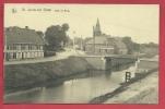 St. Jooris Ten Distel - Kerk En Brug - 1939 (verso Zien ) - Beernem