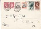 Cloches - Vatican - Lettre De 1937 - Expédié Vers La Suisse - - Lettres & Documents