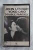 John Lennon Yoko Ono Double Fantasy - Spanish Edition Vintage Cassette - 1980 - Casetes