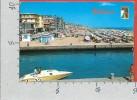 CARTOLINA VG ITALIA - BELLARIA (RN) - La Spiaggia - 10 X 15 - ANNULLO 1979 - Rimini