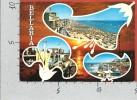 CARTOLINA VG ITALIA - BELLARIA (RN) - Vedutine - 10 X 15 - ANNULLO ----- - Rimini