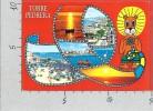 CARTOLINA VG ITALIA - TORRE PEDRERA (RN) - Vedutine - 10 X 15 - ANNULLO 1987 - Rimini