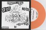 ORANGE WORLD - Fun Noise & Message - 45t - STRONGLY OPPOSED - PUNK - VINYL ORANGE - Punk