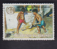 Burundi: Année Internationale Du Logement Des Sans Abris. YT 936 - 1980-89: Oblitérés