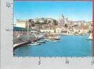 CARTOLINA VG ITALIA - IMPERIA - Il Porto - 10 X 15 - ANNULLO 19?? - Imperia