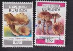 Burundi: Champignons. YT 996.997 - Burundi