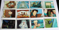 Lot 30 Stickers PANINI The Real Ghosbusters 1988 SOS FANTOMES Série TV Américaine - Edizione Francese