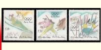 Liechtenstein 1335/37**Jeux Olympiques D'hiver à Turin  MNH - Ungebraucht