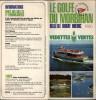56 - GOLFE DU MORBIHAN - Vedette Vertes - Dépliant Touristique De 1980 - Dépliants Touristiques