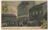 Pancsova Pancevo Erzsébet Tér. Edit Horovitz Adolf  Used To Havana Cuba 1908 - Serbie