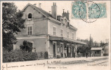 Darcey : La Gare (Collection J.L., Flavigny) - Other Municipalities