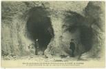 FRANCIA - CARTOLINA POSTALE - STATION PREHISTORIQUE DES EYZIES -  GROTTES DE FONT DE GAUME - ANNO 1914 - - Marcophilie (Lettres)