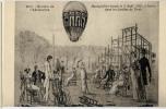 AVIATION HISTOIRE AEROSTATION 2032 MONTGOLFIERE - Fesselballons