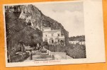Capri 1905 Postcard - Napoli (Napels)