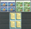 1968 GREECE OLYMPIC GAMES MEXICO MICHEL: 989-991 BLOCK OF 4 MNH ** - Greece