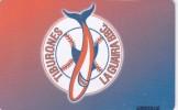 Venezuela, CAN2-0852, Venezuelan Professional Baseball - 2002-2003, Tiburones De La Guaira  (3/5), Shark, 2 Scans. - Venezuela