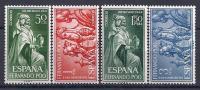 ESPAÑA/FERNANDO POO 1964 - EDIFIL # 235/38** Precio Cat. €3.50 - Fernando Poo