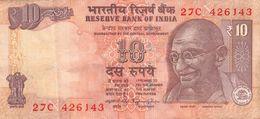 India 10 Rupees 2016 UNC - India