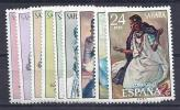 ESPAÑA/SAHARA 1972 - Edifil #297/305 ** - Precio Cat. €6.50 - Sahara Español