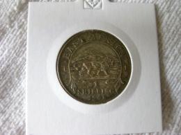 British East Africa: 1 Shilling 1941 Type II (rare) - British Colony