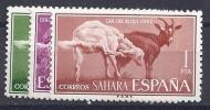 ESPAÑA/SAHARA 1962 - Edifil #212/14 ** - Precio Cat. €2.00 - Sahara Español