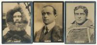 Expeditions Polaires Arctique Antarctique Explorateurs Shackleton Scott Et Peary Polar Expeditions 3 Photos Advert - Personnages Historiques